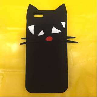 🚚 現貨大出清👉可愛貓咪iPhone6S全包矽膠軟殼✨