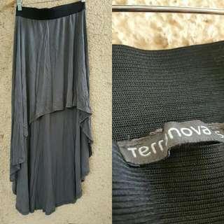 TERRANOVA Hi-Lo Skirt