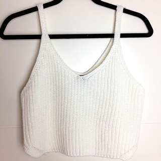 Knitted Singlet Cami