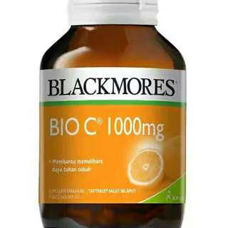 Blackmores Bio C 1000 Isi 150'tablet (Disc 10%)