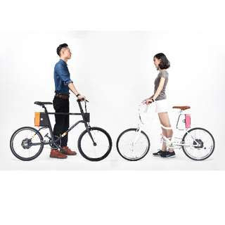 LTA Approved Power Assisted Bicycle - Yunbike C1
