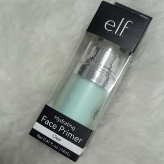 Elf Hydrating Face Primer In Clear