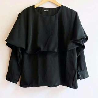 Lily Top Black