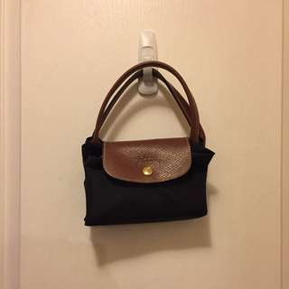 Longchamp  Le Pliage Handbag - Black