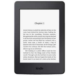 Kindle PaperWhite E-reader - Brand New - 2016 latest verision - Black