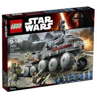 Lego 75151 Turbo Tank