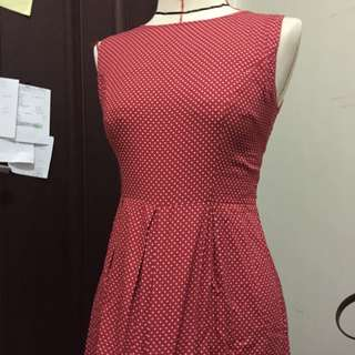 Hardwear Polkadot Dress