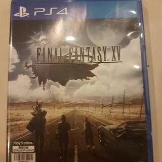 Final Fantasy XV PS4 R3 FFXV