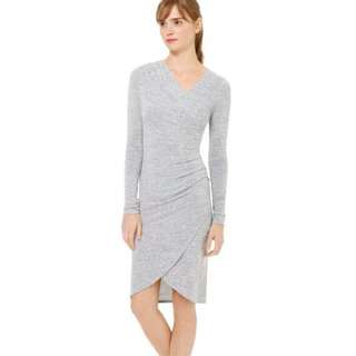 Wilfred Free Klum Dress In Blue