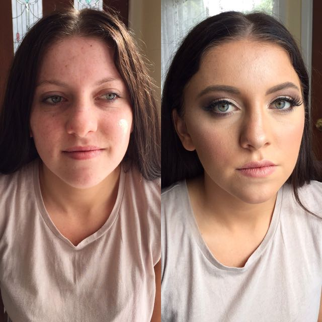 $40 MAKEUP APPLICATION