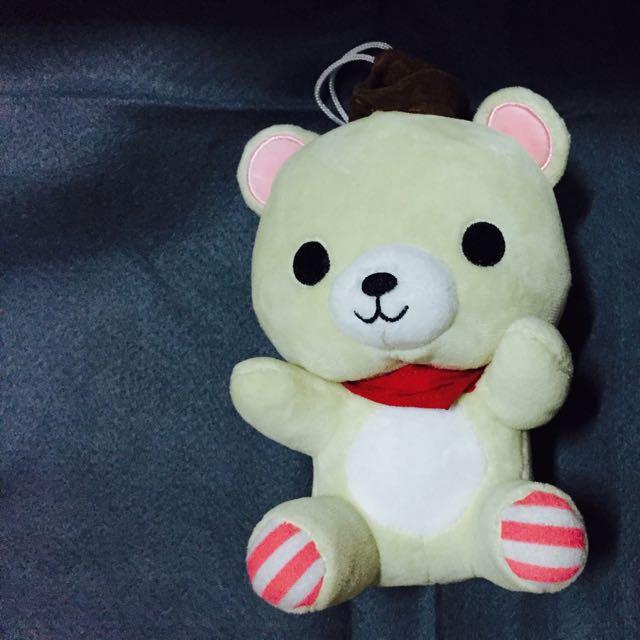 牛仔拉拉熊玩偶
