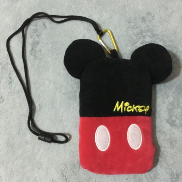 米奇手機袋
