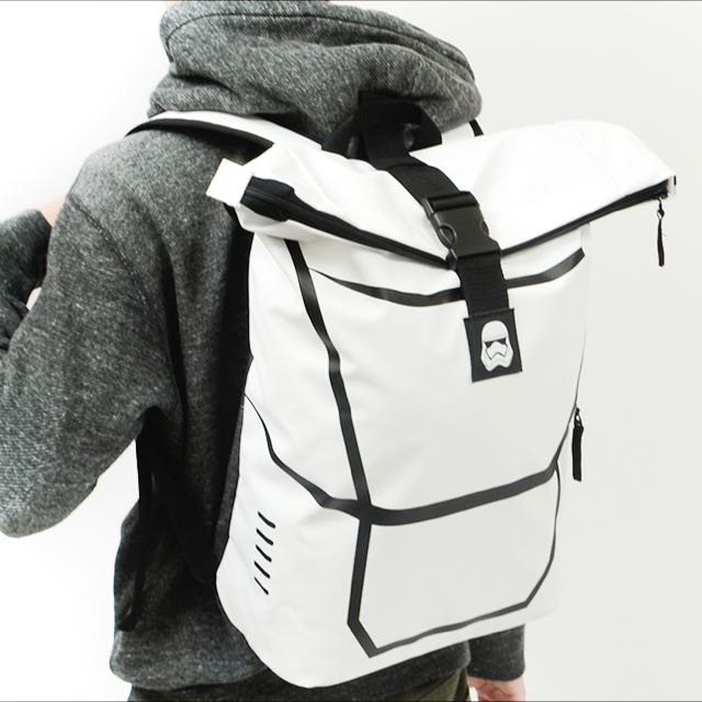 Instock Adidas Star Wars Stormtrooper Backpack Men S Fashion Bags Wallets On Carou