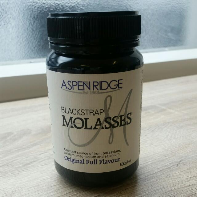 Aspen Ridge Blackstrap Molasses