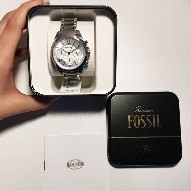 Authentic Fossil Women's Watch
