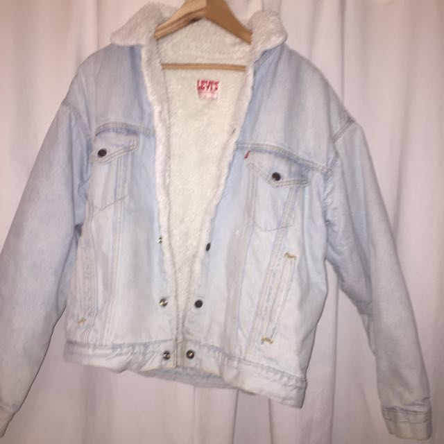 Authentic Levi's Denim Jacket
