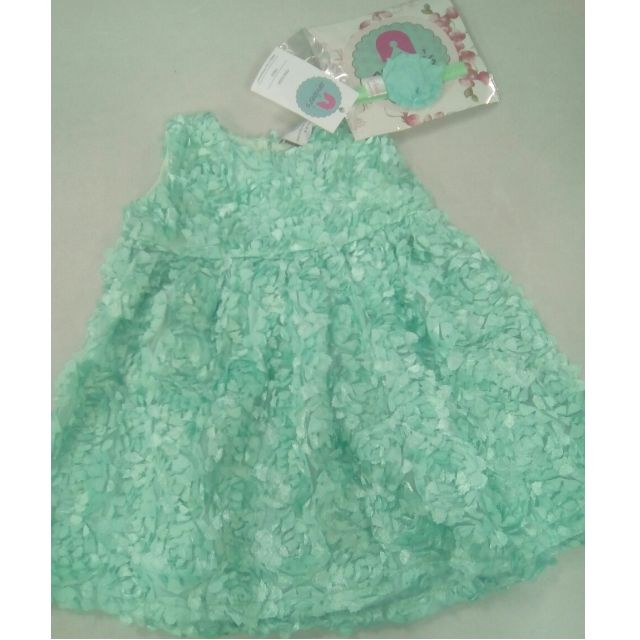 BABY DRESS (AMBER'S COLLECTION)