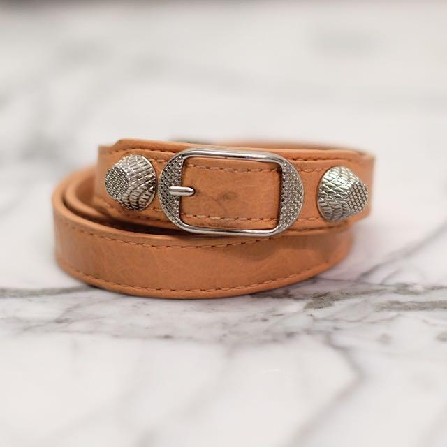 REDUCE Balenciaga triple tour bracelet