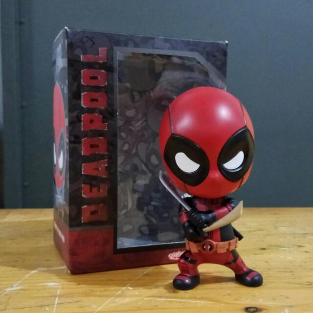 Bobble Head Deadpool