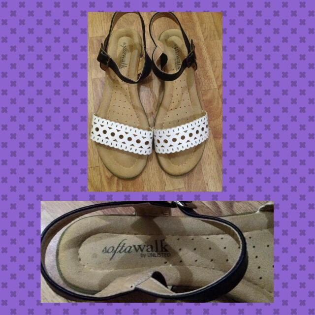 Branded Sandals
