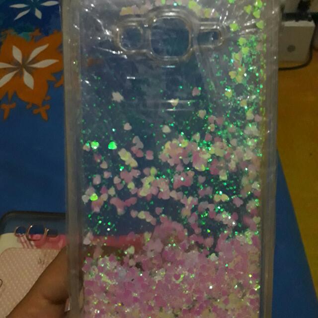 Case Samsung Galaxi J7 2015 free case jell