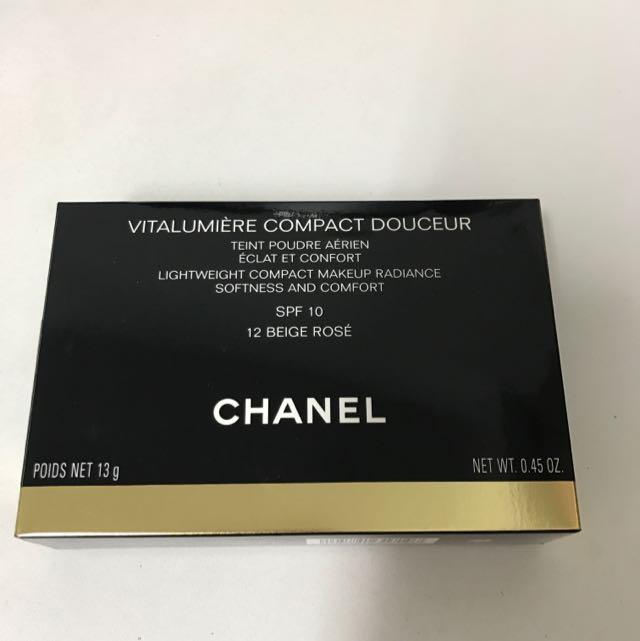 Chanel 香奈兒活力光采雪紡水潤粉餅