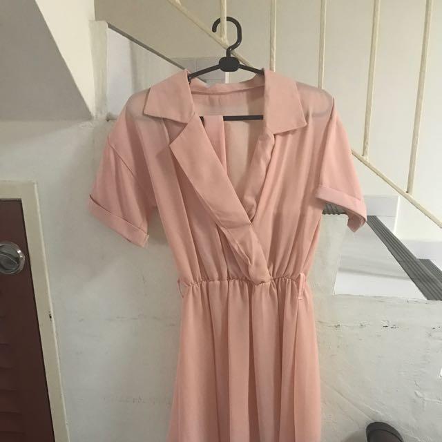 Chiffon dress/blouse