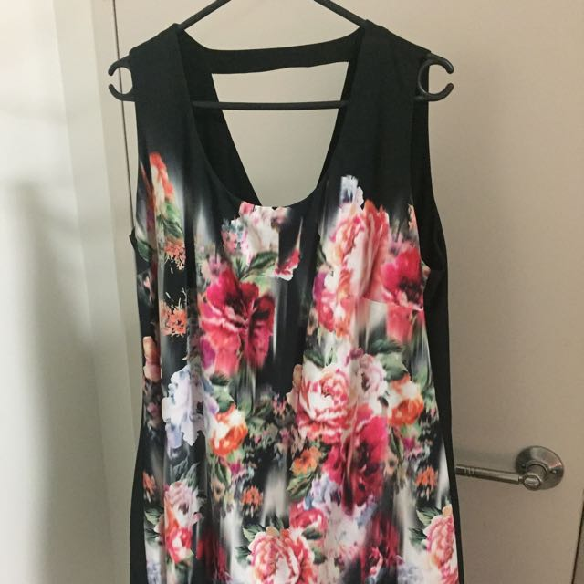 City Chic Dress Size S