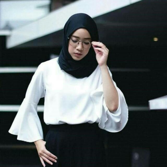 Clasia Top White