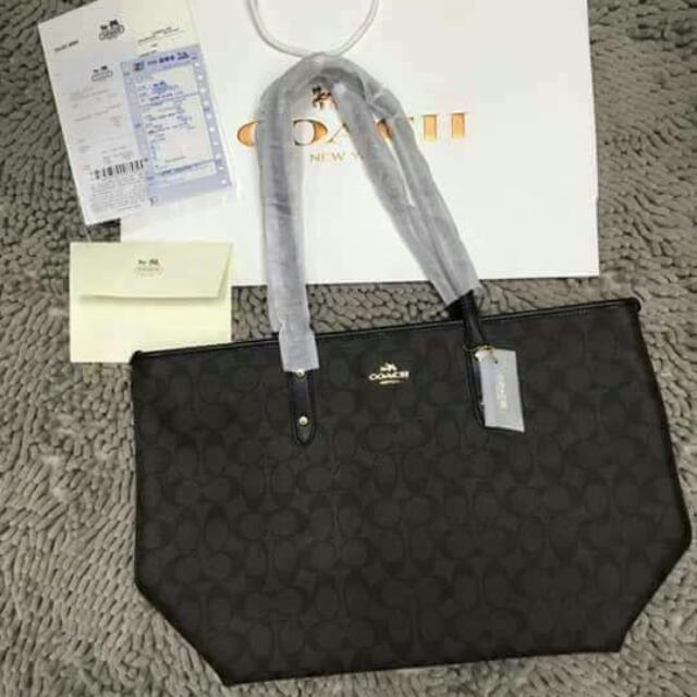 Coach bags Authentic