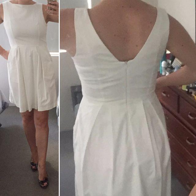 Cue A-line Dress - AU12