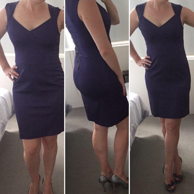 Cue Dress AU12