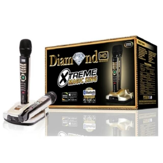Diamond HD XTreme Magic Sing Karaoke Rental