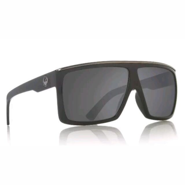 Dragon Fame Jetblack Sunglasses