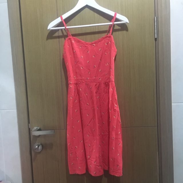 Dress Bunga2