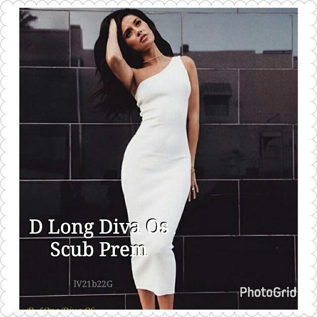 Dress Long Diva Os