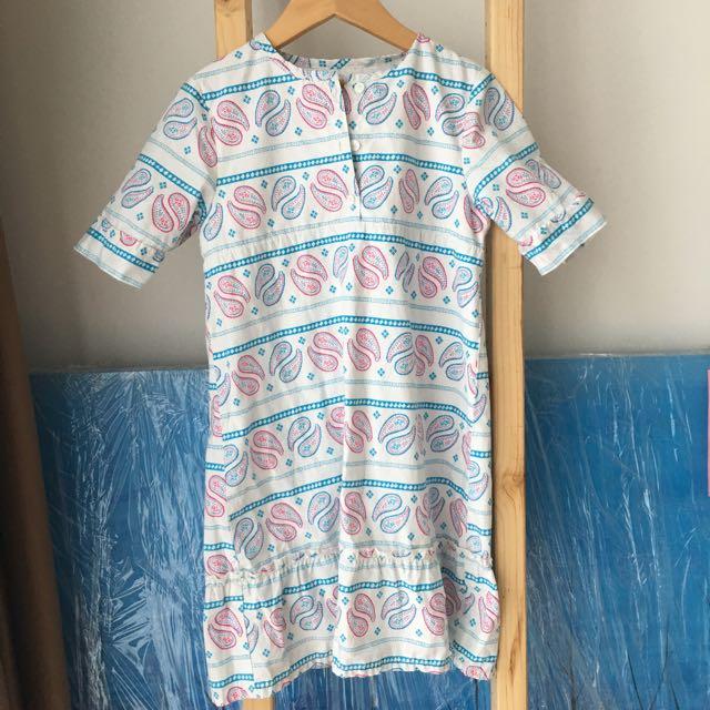 Esprit Structured Dress Girl 6-7y