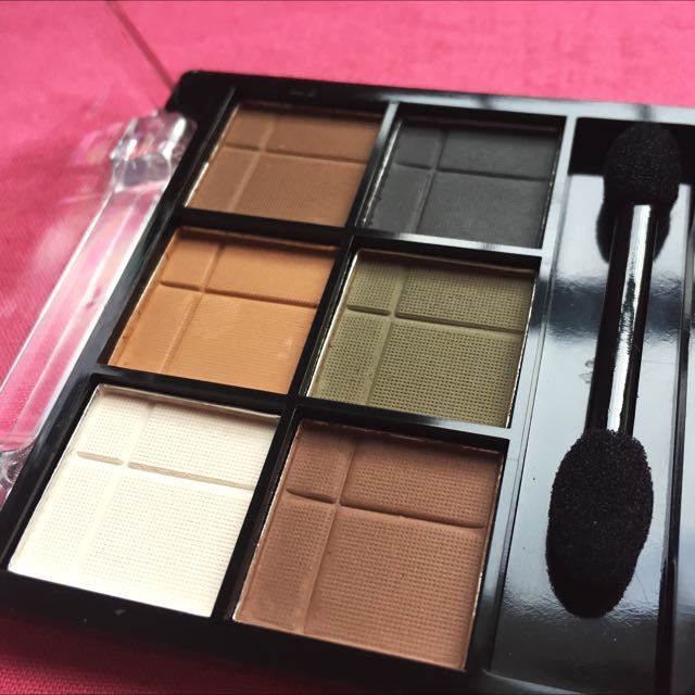 Everyday Eyeshadow By Yes Love!