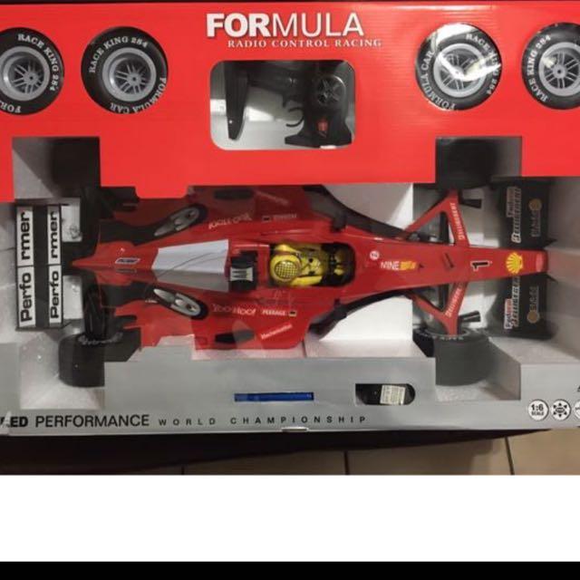 F1賽車 遙控車