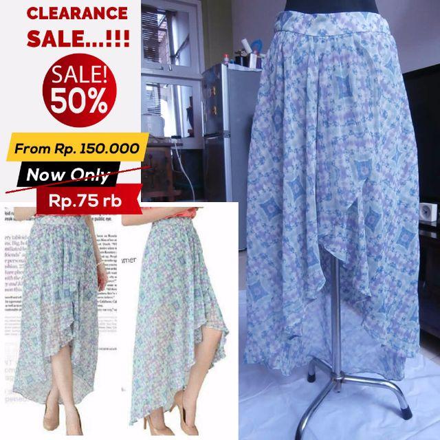 SALE 50% !!! F21 Long Skirt