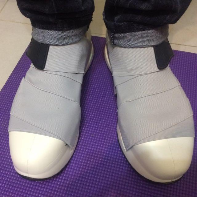 FESSURA 灰色繃帶鞋 (Mummy shoe)