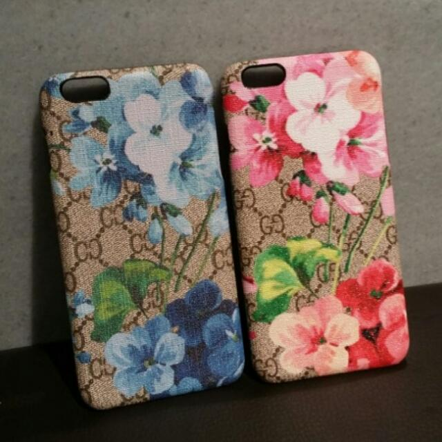 Gucci Style Floral Phone case