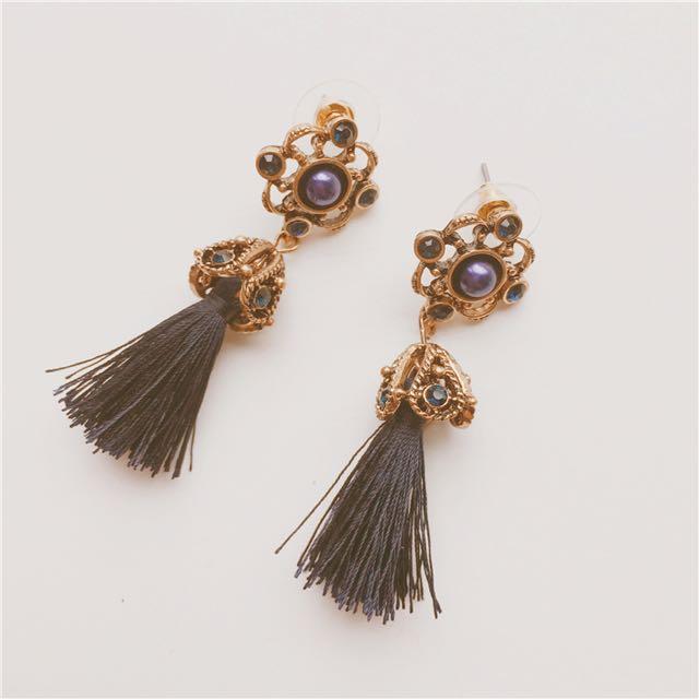 Handmade Quality Vintage Earrings