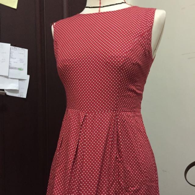 Hardwear Polkadot Dress