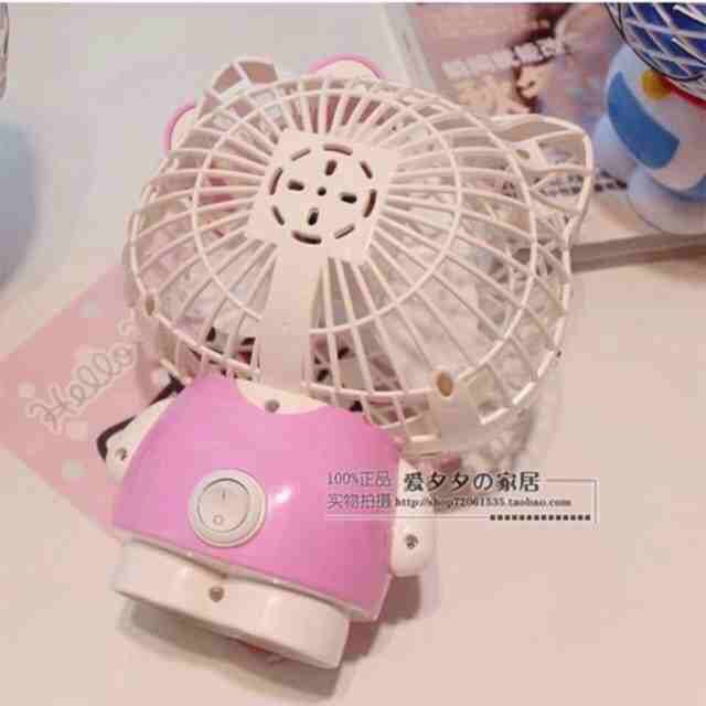 Hello Kitty Mini USB Fan