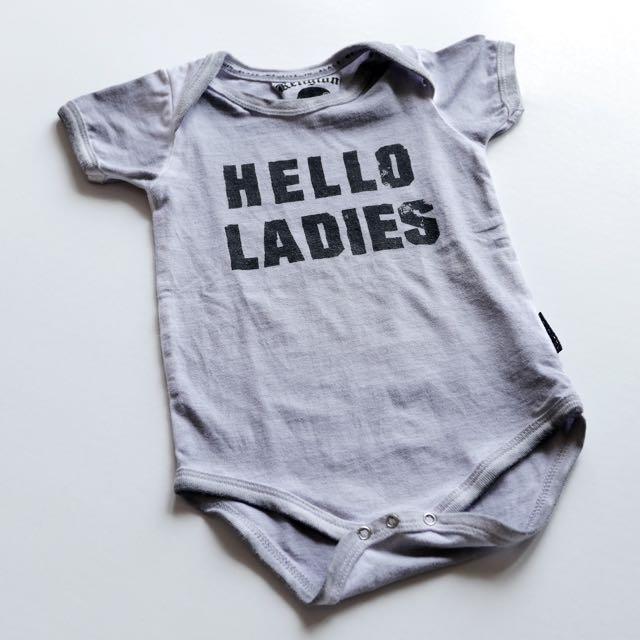 Hello Ladies Jumper 6-12m (beli Di Bali)