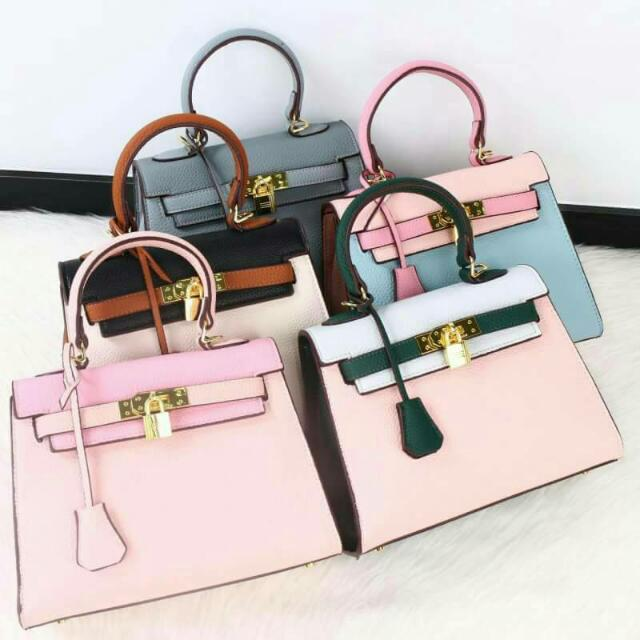Hermes Kelly with New Colourful Colour
