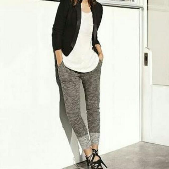 H&M Grey Jogger pants size Xs