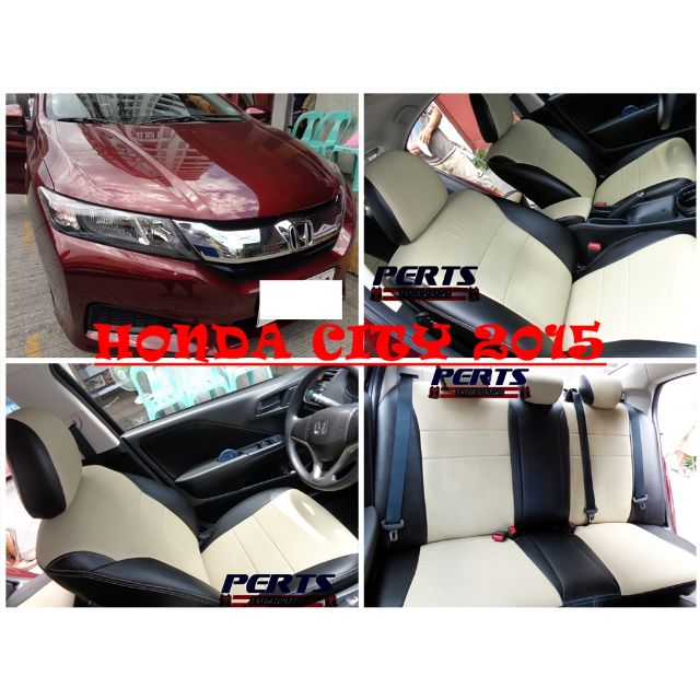 Honda City High Quality Factory Fit Customized Leather CAR SEAT COVER, Auto  Accessories U0026 Others On Carousell