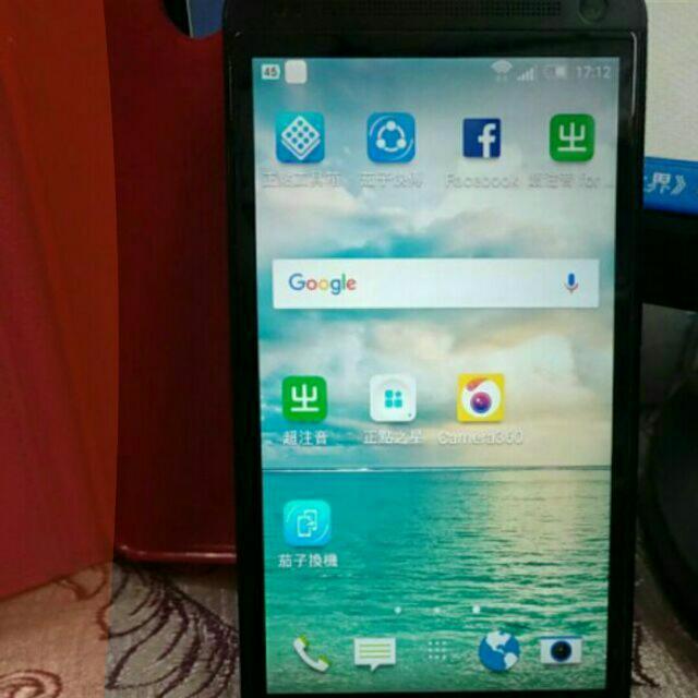 HTC one 16g智慧型手機